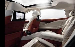 2009 Bmw Concept 5 Series Gran Turismo Interior Wallpaper