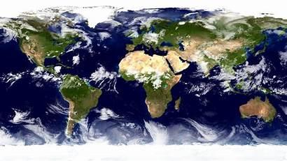 Earth Map Maps Continents Wallpapers Ocean Desktop