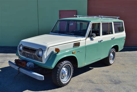 Toyota Fj55 For Sale by No Reserve 1972 Toyota Land Cruiser Fj55 For Sale On Bat