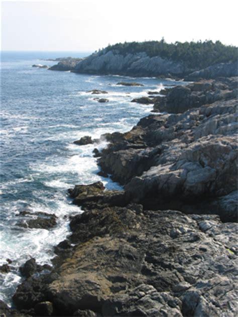 isle au haut  acadia national park  national