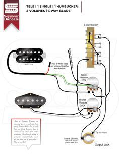 Seymour Duncan Esquire Wiring Diagram by Wiring Diagram For Tele With Early Quot Blend Quot Feature I