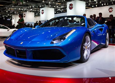 Ferrari 488 Gtb Spider And Harman Sound