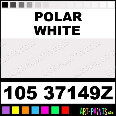 paint color polar white polar white 1 enamel paints 105 37149z polar