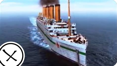 the sinking of the britannic the sinking of the britannic