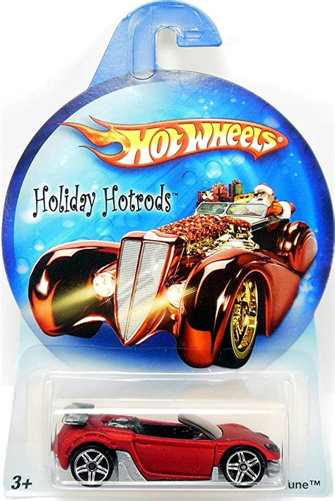 holiday hotrods hot wheels newsletter