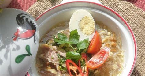 Resep soto ayam sederhana super enak dan praktis ala bunda tika. 10.900 resep soto ayam enak dan sederhana ala rumahan - Cookpad
