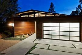 Modern Exterior Garage Lights by 18 Inspirational Examples Of Modern Garage Doors CONTEMPORIST