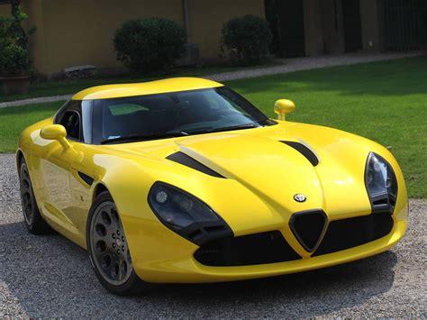 Raro Alfa Romeo Zagato Tz3 Stradale No Concorso D'eleganza