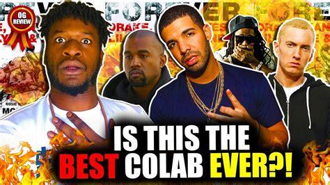 Drake, Kanye West, Lil Wayne & Eminem
