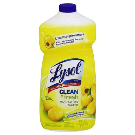 Lysol Floor Cleaner Msds by Bettymills Lysol 174 Clean Fresh Multi Surface Cleaner