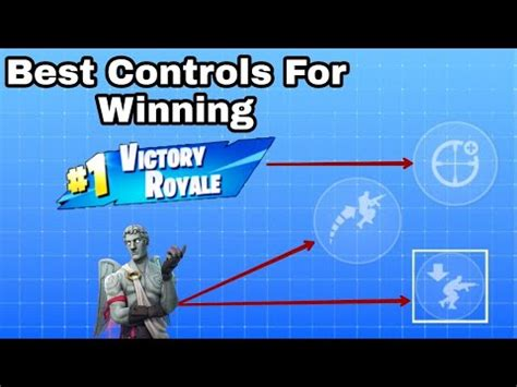 fortnite mobile  hud controls fortnite android