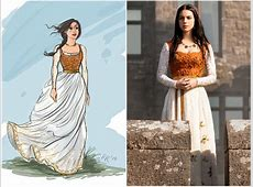 HighFashion Historic Hybrid The Costume Design of Reign