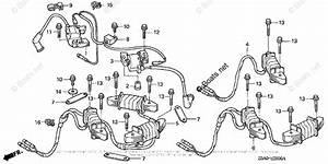 Honda Small Engine Parts Gxv530 Oem Parts Diagram For