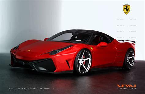 2015 Ferrari 458 Italia 50 Cool Hd Wallpaper