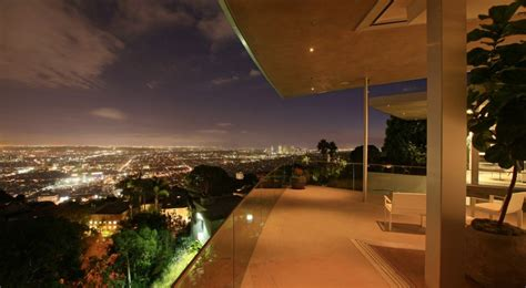 the house with a view los angeles homes with a view by mcclean design modern house designs