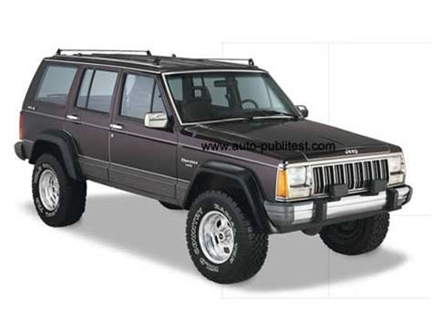renault jeep renault jeep cherokee 1985 careos