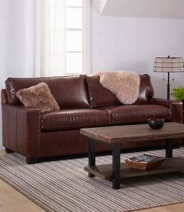 leather sofa portland leather sofas loveseats from hub With portland sofa bed