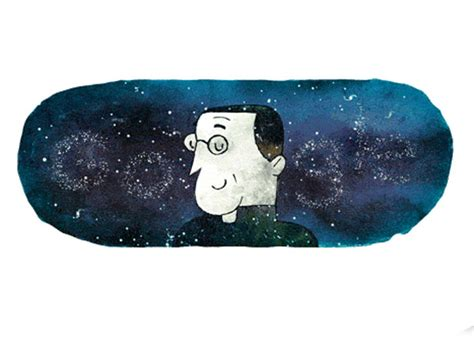 google doodle celebrates georges lemaitre  man  big bang theory oneindia news
