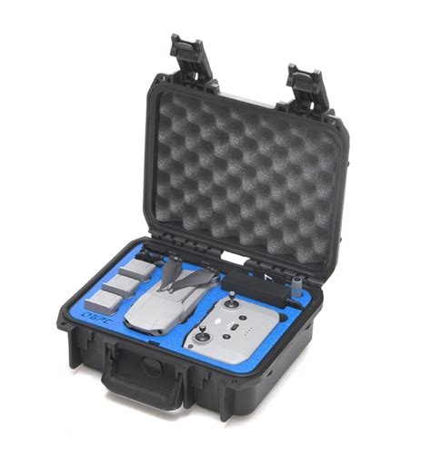 professional cases gpc dji mavic air  case innovative uas drones