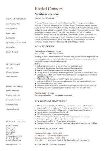 hospitality cv templates  downloadable hotel receptionist corporate hospitality cv writing