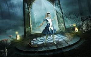 Dark Alice in Wonderland by charmedy on DeviantArt