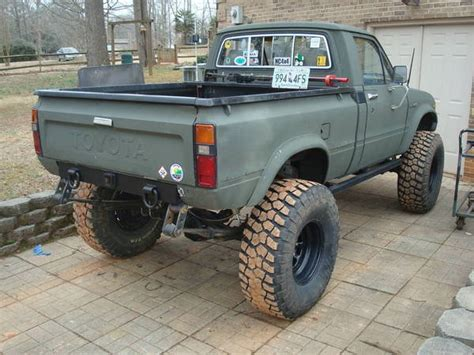 max yotas wd  toyota pickup build page