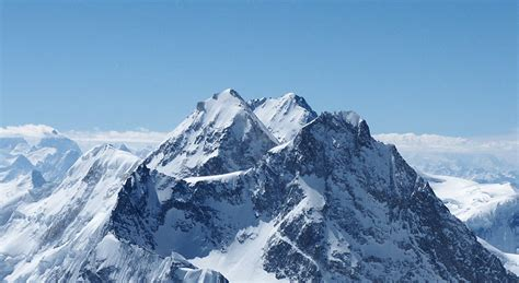 Top Mountains In Pakistan