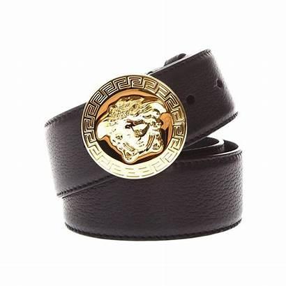 Belt Versace Lyst Leather Accessories