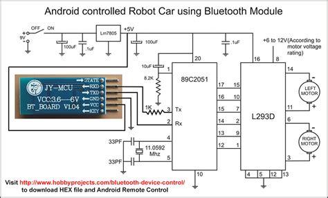 Robot Robo Car Tilt Control Android Mobile Bluetooth