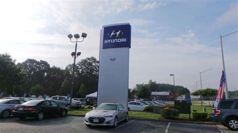 Hall Hyundai Newport News Service   Upcomingcarshq.com