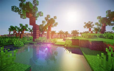 galerie minecrafts beauty unbelivable shaders