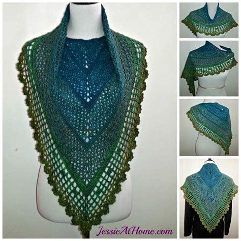 free crochet shawl patterns free pattern friday 7 free crochet patterns on craftsy