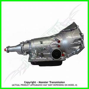 4l60e Transmission Remanufactured Heavy Duty Performance