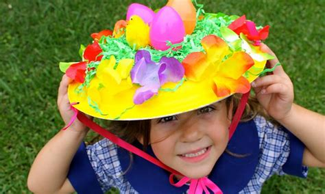 simple easter parade hats   kidspot