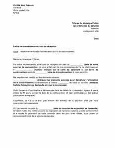 Lettre Officier Ministere Public Contestation : modele de lettre gratuite administrative modele mail jaoloron ~ Medecine-chirurgie-esthetiques.com Avis de Voitures