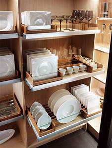 Rangement Ustensile Cuisine : rangement de vaisselles rangements pinterest ~ Melissatoandfro.com Idées de Décoration