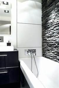 Faience Salle De Bain Blanche : faience salle de bain moderne algerie pour carrelage gris best bains design ~ Melissatoandfro.com Idées de Décoration
