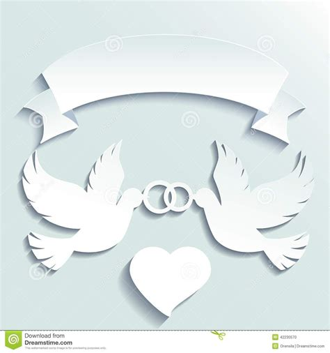 doves holding wedding rings download from over 29