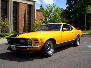 1970 Mustang Mach I - Factory Shaker For Sale