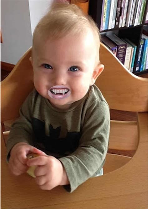 My Baby Is A Vampire How Do I Get My Baby To Stop Biting