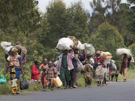 bureau de coordination des affaires humanitaires rdc la persistance des conflits favorise le déplacement