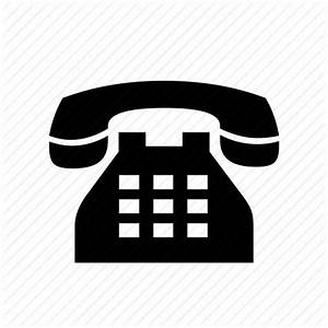 Vector Telephone Symbol