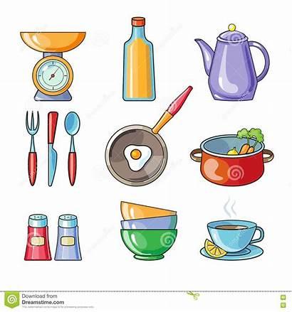Tools Equipment Cooking Kitchen Clipart Kitchenware Illustration