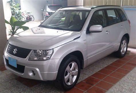 car for sale suzuki grand vitara 4wd 2009 expat advisory services