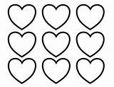Coloring Hearts Pages Valentines Alphabet Svg Dotcom Blank3 Boys Commons Heart Printable Pixels Wikimedia sketch template