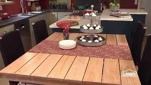 Custom kitchen island ideas for a bakers kitchen youtube for Some tips for custom kitchen island ideas