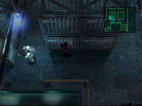Abandonware Games Metal Gear Solid