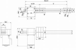 Linear Track Actuator