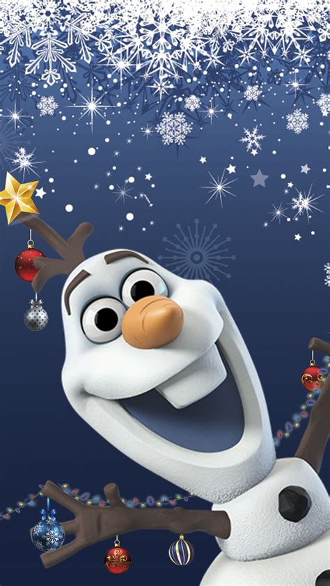 Christmas Olaf Wallpapers Backgrounds (55+ Images