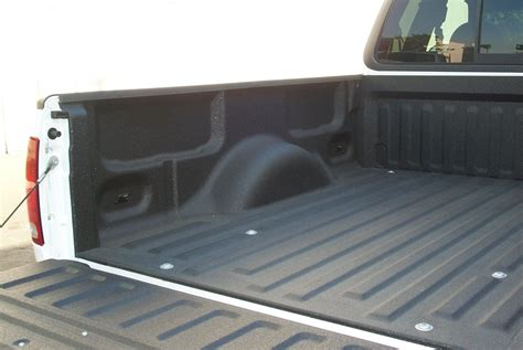 Truck Bed Pool Liner by Strong S Wolf Sprayliner